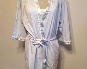Vintage nightgown set
