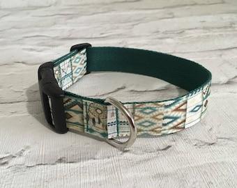 Dream Catcher Design Handmade Pet Dog Collar Gift