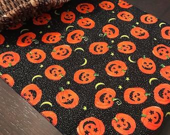 Halloween Table Runner | Boo Table Runner | Pumpkin Table Runner | Halloween Table Decor | Halloween Centerpiece | Halloween Decorations