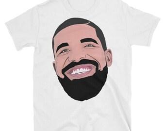 Drake Cartoon T Shirt