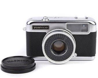 Limited time offer Yashica EZ-Matic Camera with Yashinon 37mm f/2.7 Lens c. 1965
