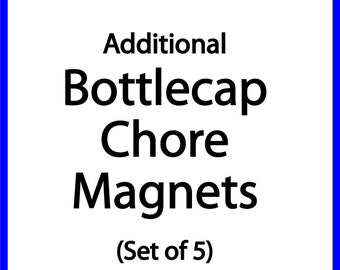 Additional Chore Magnets