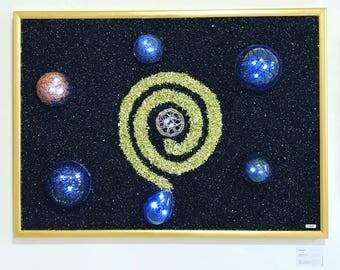 Maxi Hypno Globe Gold