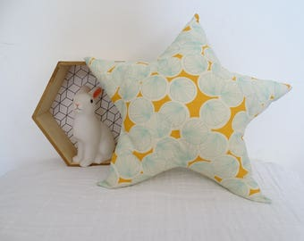 Star cushion (size M)