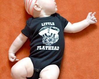 Flathead Onesie