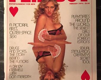 Playboy Magazine - February 1978