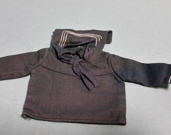 Vintage GI Joe Naval Dress Jumper