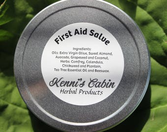 First Aid All Purpose Salve