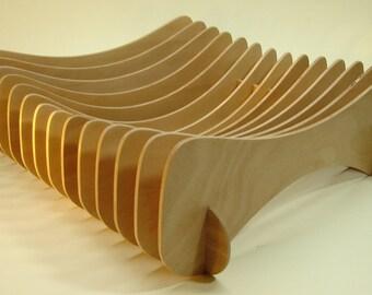 Bowl beech plywood