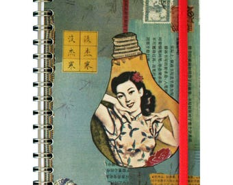 Travel notebook  Capsule Asia