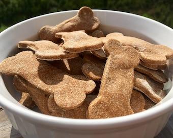 Apple & Chicken Flavored Healthy Dog Treats