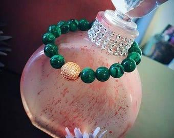 Malachite Bracelet