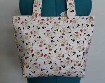 Cutie Cats Tote Bag