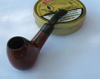 Brebia Rusin /  Estate smoking pipe , vintage pipe, wooden pipe