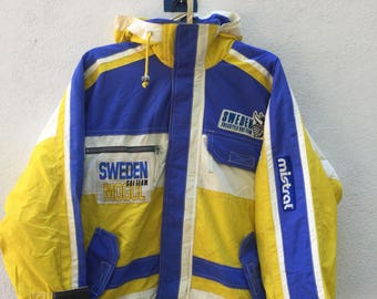 Sweden freestyle ski team very nice colour by mistral sportwear