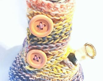 Soft Colorful Water Pipe Cozy