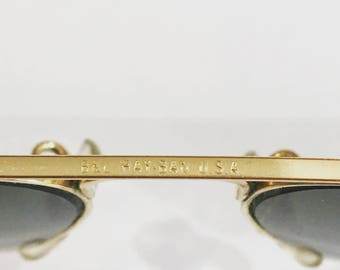 Vintage 90s Rayban sunglasses