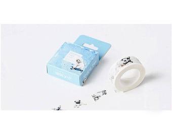 Masking Tape DOG/PAPER Tape/Deco Tape/washi tape