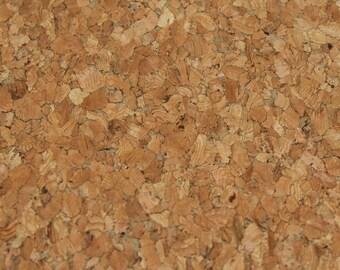 Cork Fabric Natural Medium Grain