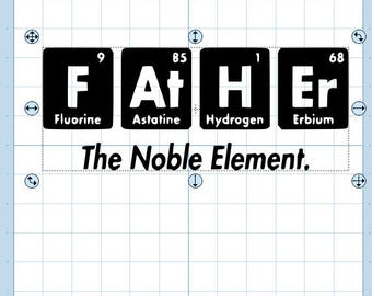 Father, the noble element