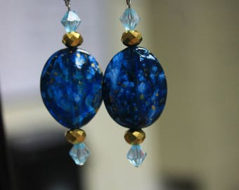 Blue Marble Drops