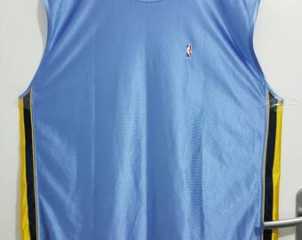 Tank top /Maillot Champion NBA Vintage 90s Made in Korea Size XXL.