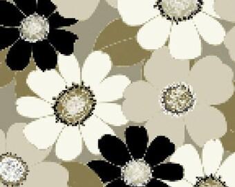 Patchwork fabric by HA-BI-TAT from Michele d'amore Designs, LLC for Benartex.