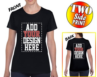 Your images etsy for Custom t shirts add photo