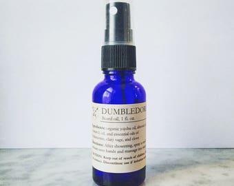 "Beard oil: ""Dumbledore"" Harry Potter beard oil"