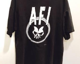 "Vintage AFI ""I Hate Punk Rock"" '90s tee"
