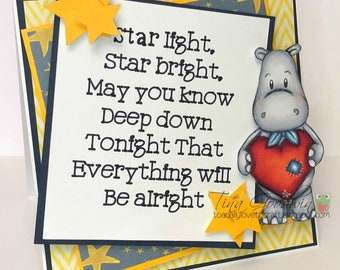 Everything Will Be Alright Card