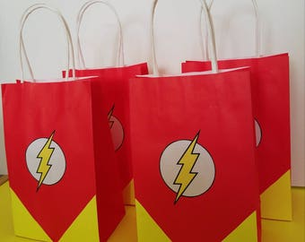 The flash goodie bags