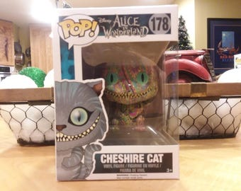 Custom funko pop Cheshire cat