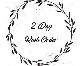 2 Day Rush Production