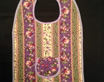 Adult Clothing Protector / Bib / Apron