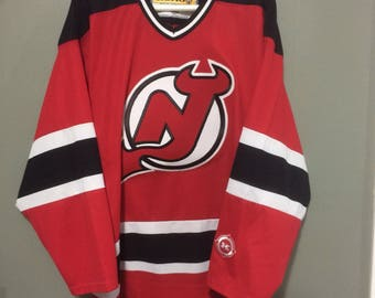 New jersey devils koho nhl jersey medium