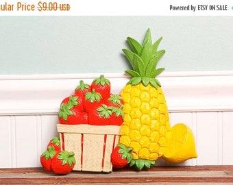 Pineapple Plaque Etsy