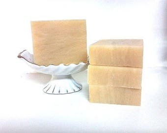 African Musk Soap with Goat Milk