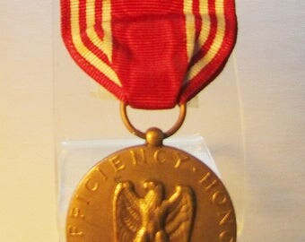 WWII Army Good Conduct Medal Officially Named