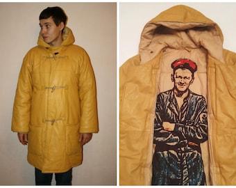 CP Company vintage rare archivio leather jacket 1980