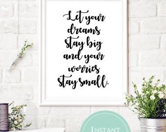 Rascal Flatts Lyrics | My Wish Lyrics | Song Lyric Printable | Let your dreams stay big and your worries stay small | Wedding Song Lyrics
