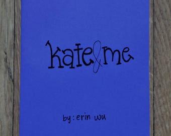 Kate & Me - a mini comic