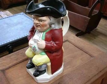 Late Victorian Toby Jug