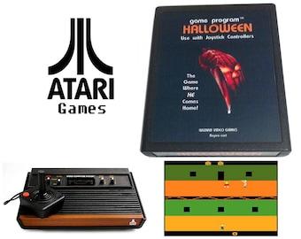 Halloween - Atari 2600/7800 Video Game Cartridge