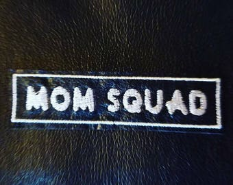 Mom Squad Patch