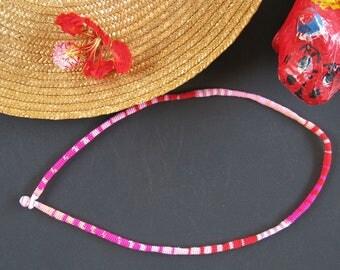 Crochet Necklace Elizabeth