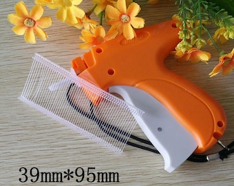 Garment Clothing Label Tagging Gun with 1000 pcs (39 mm) Barbs