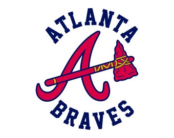 Atlanta Braves Cut Files, Atlanta Braves SVG Files, Atlanta Braves SVG Cutting Files, Atlanta Braves Cuttable SVG File, Instant Download