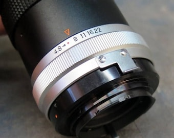 Summer Sale Sun Hi-Tele Zoom Lens F: 4.8 f=85-210 mm for Minolta MD Camera mounts