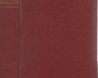 The Expositor's Bible St James And St Jude Book by Rev. Alfred Plummer MA DD